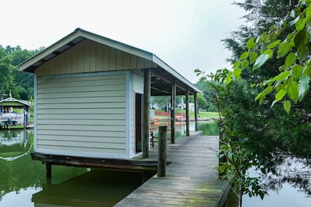 Private Dock on SML - Pets Welcome!