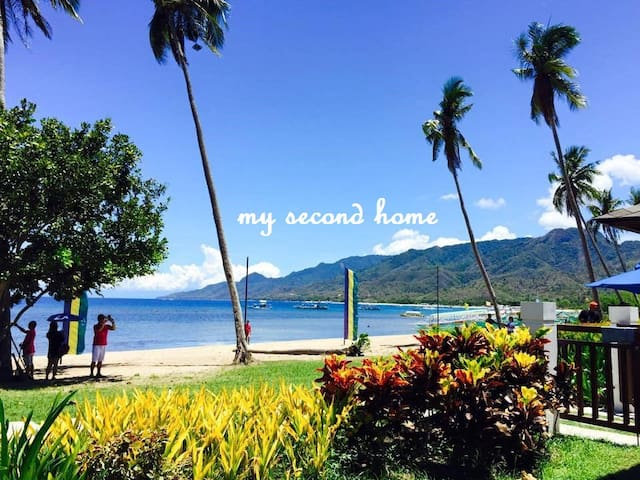 For Sale Beach Lots Secured PLAYA LAIYA Batangas - San Juan - Villa