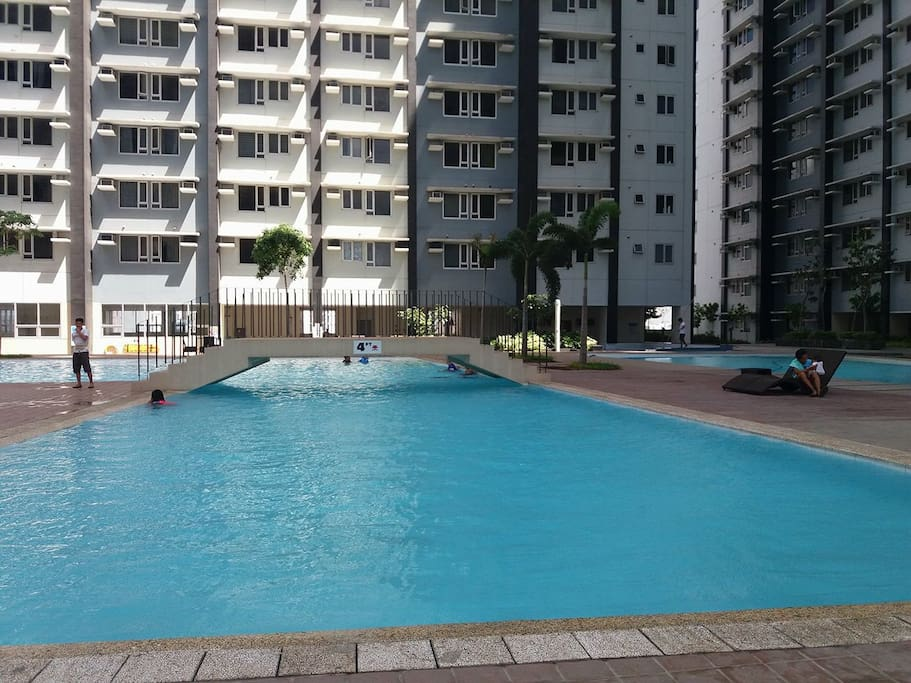 Day Swimming only: 6am to 5pm