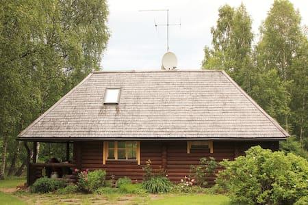 Cozy sauna near Tallinn - Kose - Casa de campo