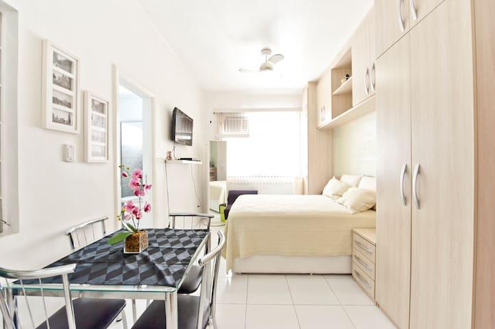 Nice, cozy apartment in Botafogo - Rio de Janeiro - Lägenhet