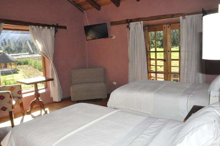 Beautiful Lodge in Sacred Valley - Pisac - Talo