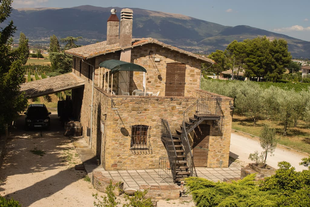 Casa padronale, vista intera (2)