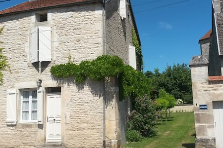 Cottage for 4 in rural France - Aubepierre-sur-Aube