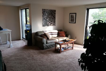 Downtown State College Apartment