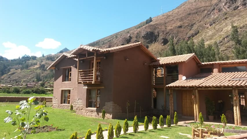 Beautiful Lodge in Sacred Valley - Pisac - Ev