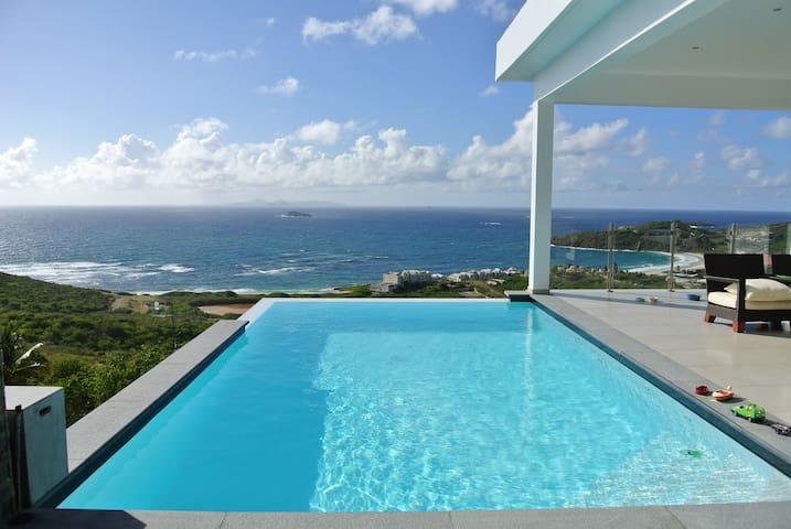 Luxury Villa 3 bedroom Ocean View - Red Pond - Villa