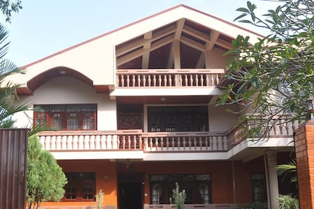 WOOD SIDE VILLA -Room No. 104  (Of 08 Bed Rooms) - Negombo - Villa