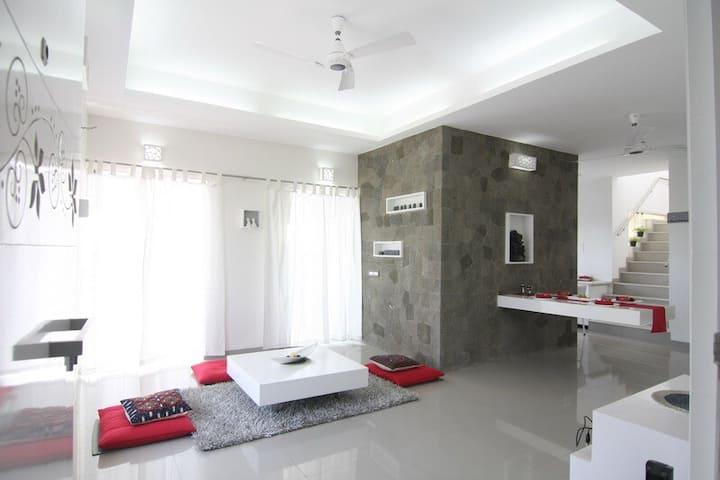 Embassy Designer Penthouse Apartment