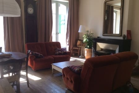 Grand Appartement Le34 avec balcon - Lauzerte