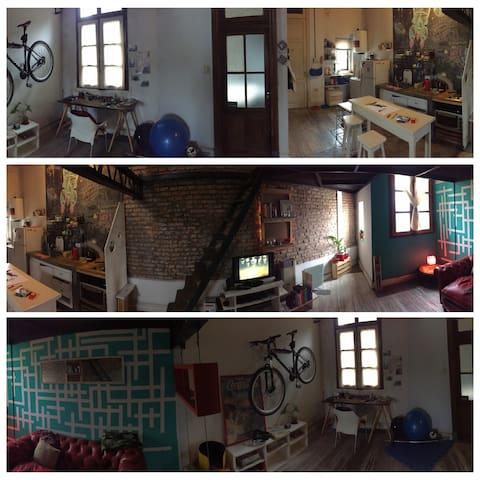 Vivi Buenos Aires! - Buenos Aires - Loteng Studio