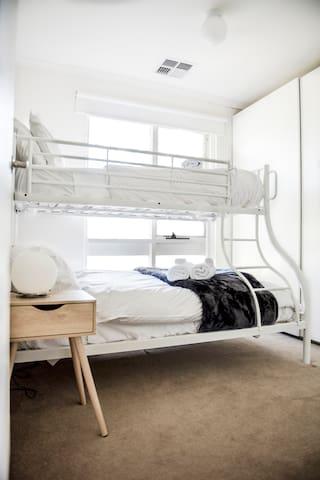 Bedroom #2 view