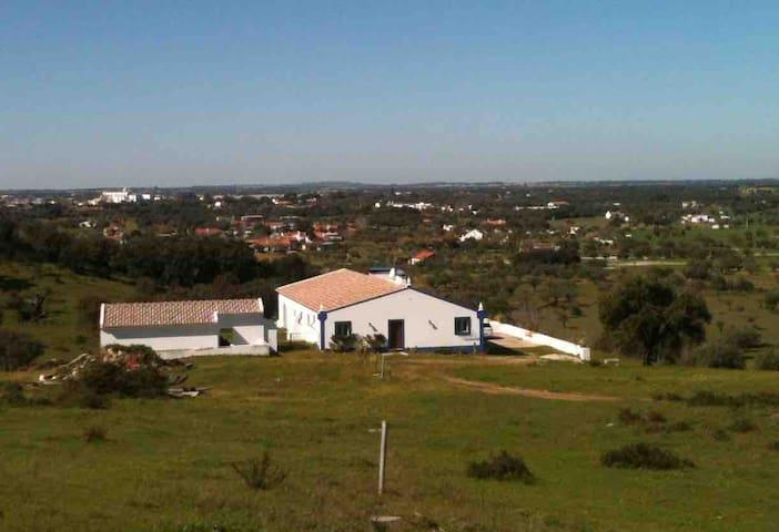 CHARMOSA QUINTA À ENTRADA DE ÉVORA