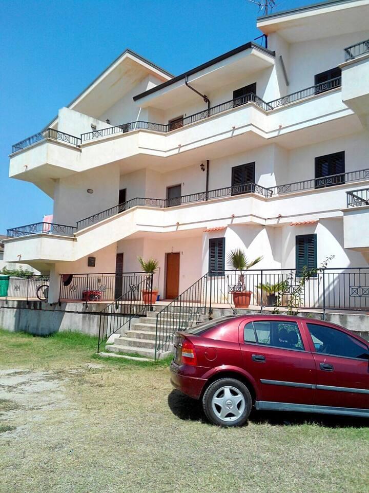 Nuovi appartamenti a 150 m dal mare