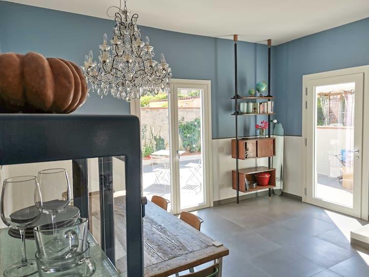 Casa Sebina - your design room Nora on Garda Lake