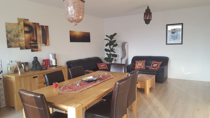 Spacious room in center of Breda - Breda - Flat