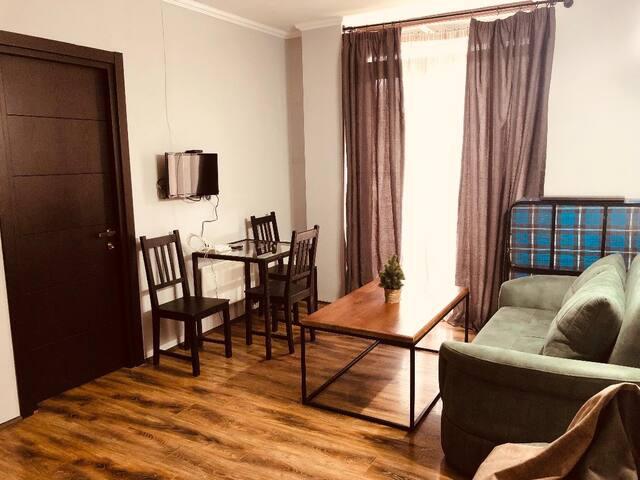 Modern & Charming Apartment in Bakuriani  Resort