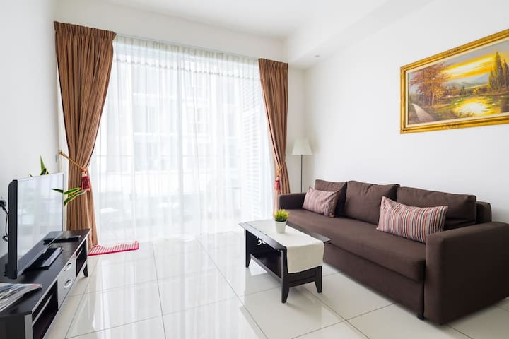 4 Star Quality 1 BedRoom Suites [M SUITE Embassy]
