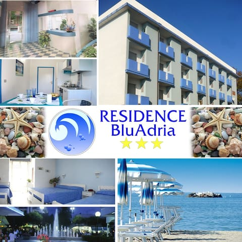 Trilocale in Residence (212) - San Mauro A Mare