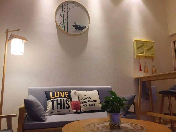 晋江五店市旁网红YAW·LOFT日式轻奢民宿