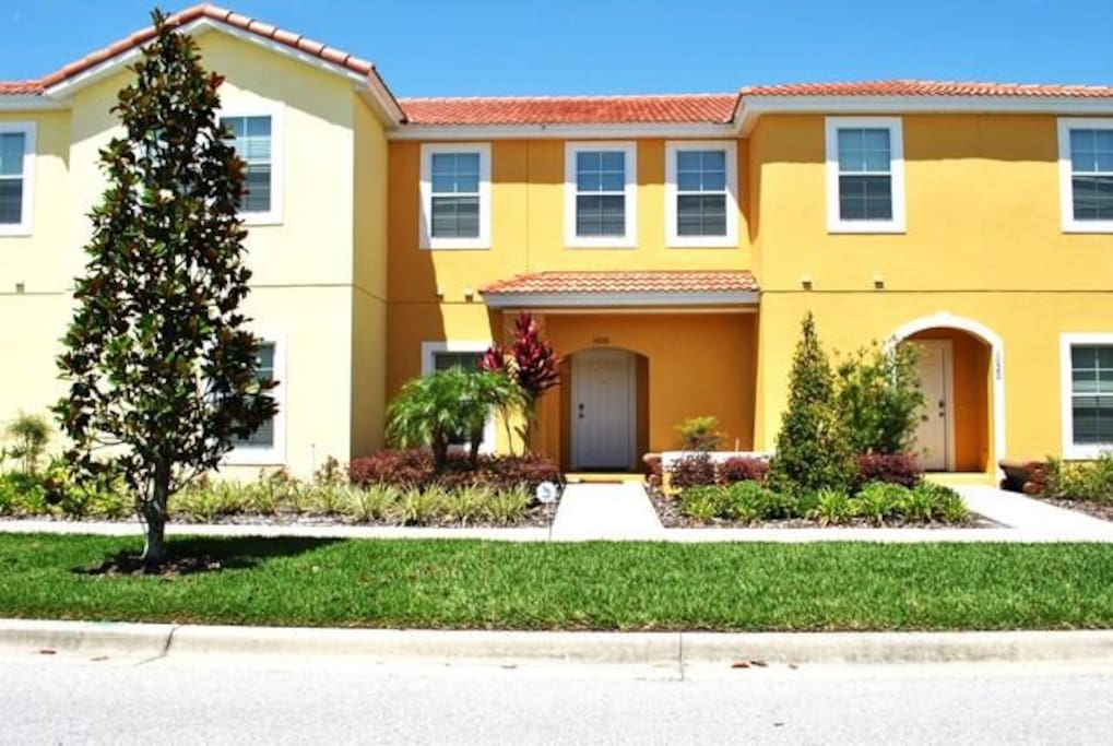 3bdr Kissimmee Bella Vida Resort Townhouses For Rent In Kissimmee Florida United States