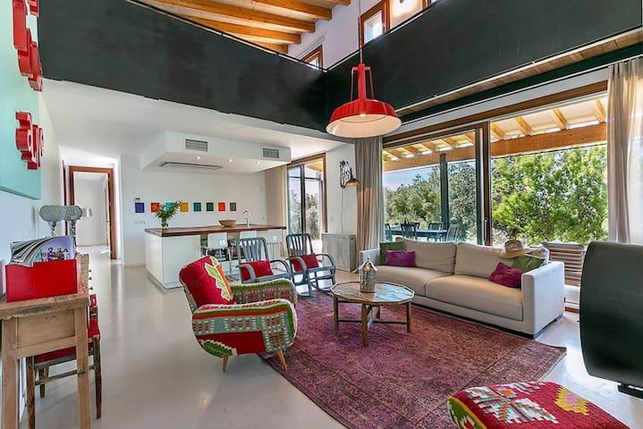 GREEN PINA HOUSE