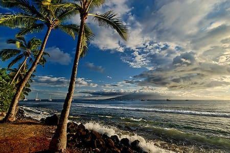 Moana Lani B&B-Ocean View Suite Rm4 - Lahaina