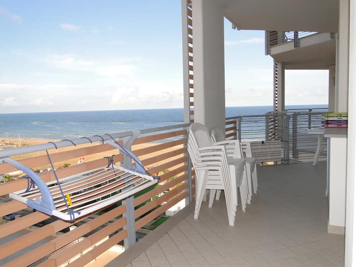 Residenza Adriatica - fronte mare