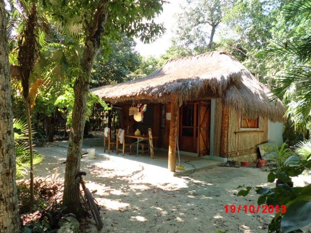 Cavelands in the Jungle - Chemuyil - Bed & Breakfast