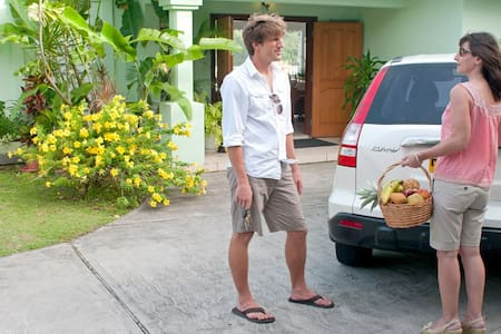 Luxury Villa  with pool+sea views + CAR + cook - Grenada West Indies - Vila