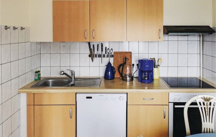 Holiday apartment with 1 room on 41m² in Wismar