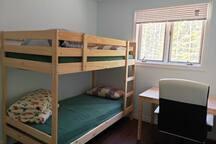 smaller bedroom 4 (lower level)