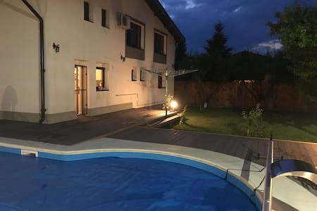 Modern Villa on Snagov area, 25 min from Bucharest - Ciofliceni - Huvila