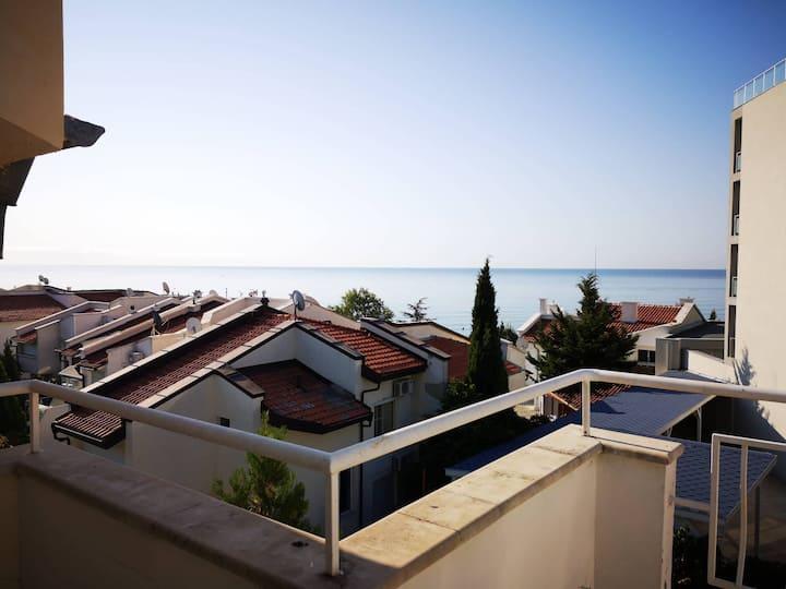 Villa in Sveti vlas 50 meters from the Sea