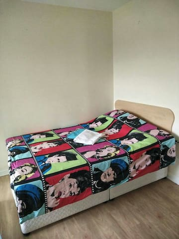 Cosy double bed/Wifi/Parking/View - Ґолуей - Lägenhet