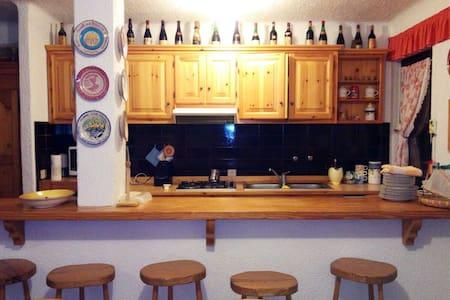 Appartamento per famiglie a Montecampione 1200 - Artogne - 아파트