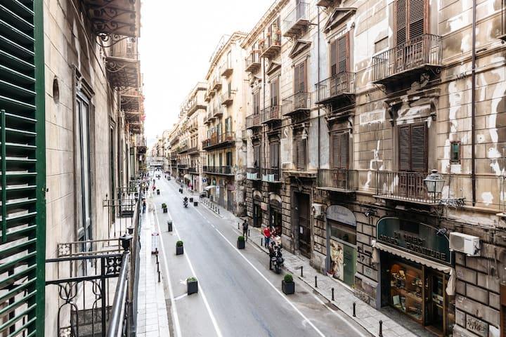 Case Barbera / Parlamento - Palermo