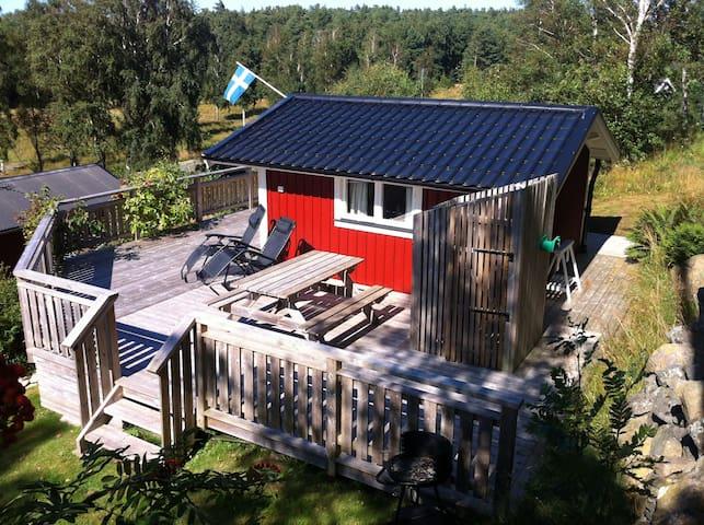 Toppstugan - Falkenberg S - Casa de campo