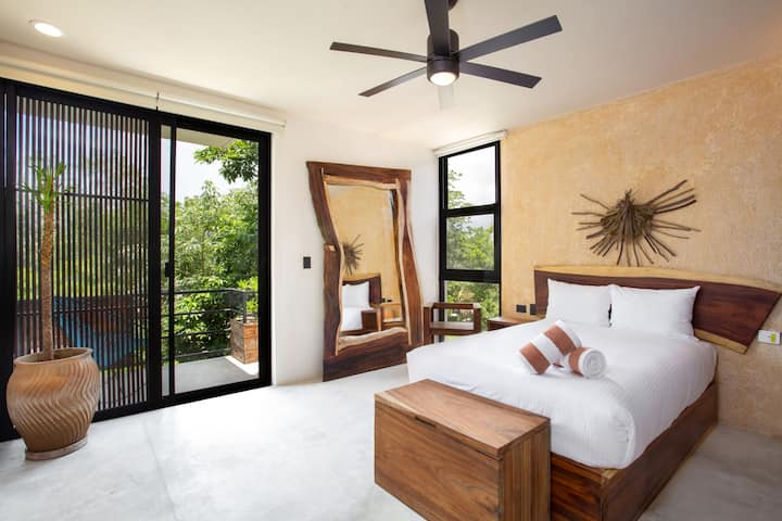 ☀Homey 1 Bedroom up to 3 people at Aldea Zama☀