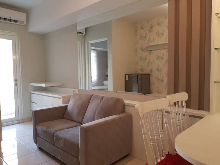 2BR - Nice place with great facilities plus WIFI