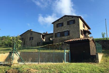 Maison de famille avec piscine près de Lyon - Vaugneray