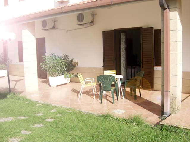 apartment with bathroom and kitchen - Bernalda