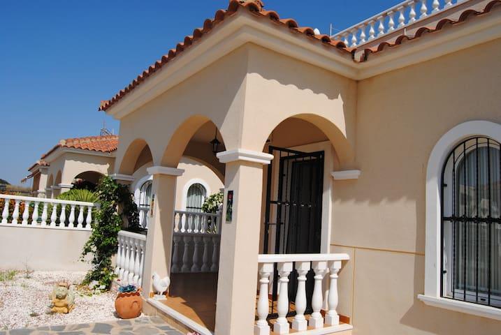 villa avec piscine  commune au sud costa blanca - Algorfa - Villa