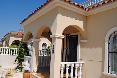 villa avec piscine  commune au sud costa blanca - Algorfa