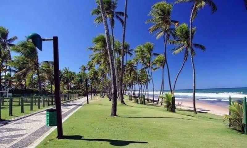 Loft a 200m da praia de Vilas!
