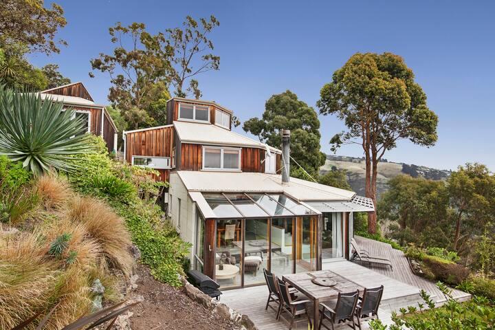 Panoramic Views Villa Christchurch