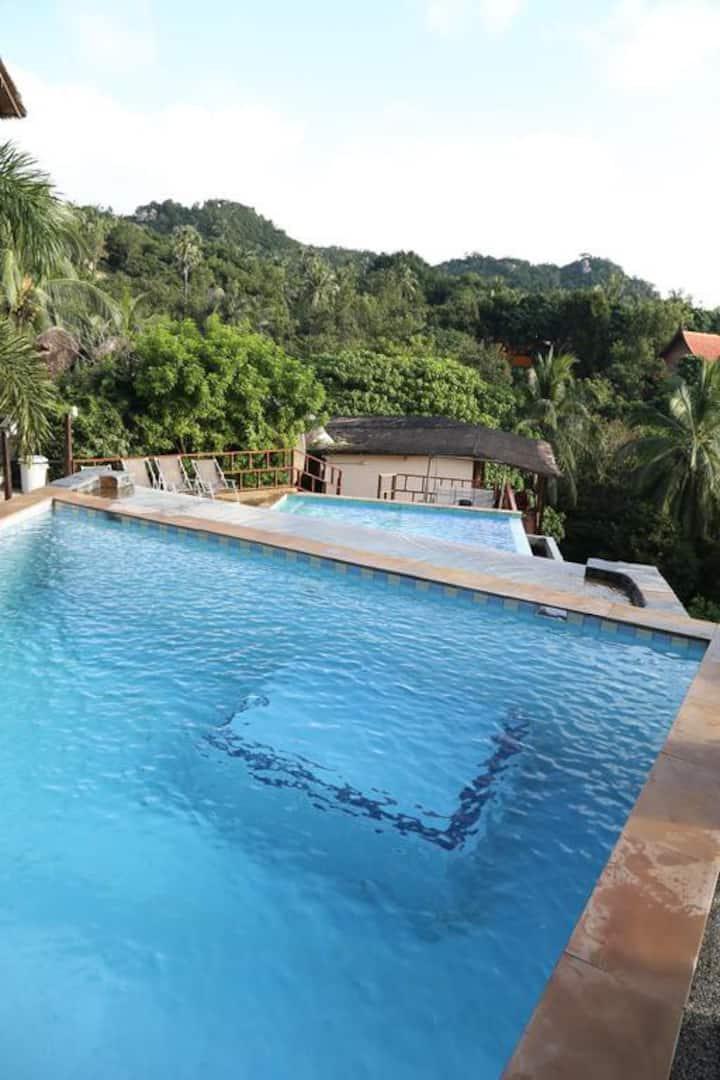 4 bedroom paradise villa