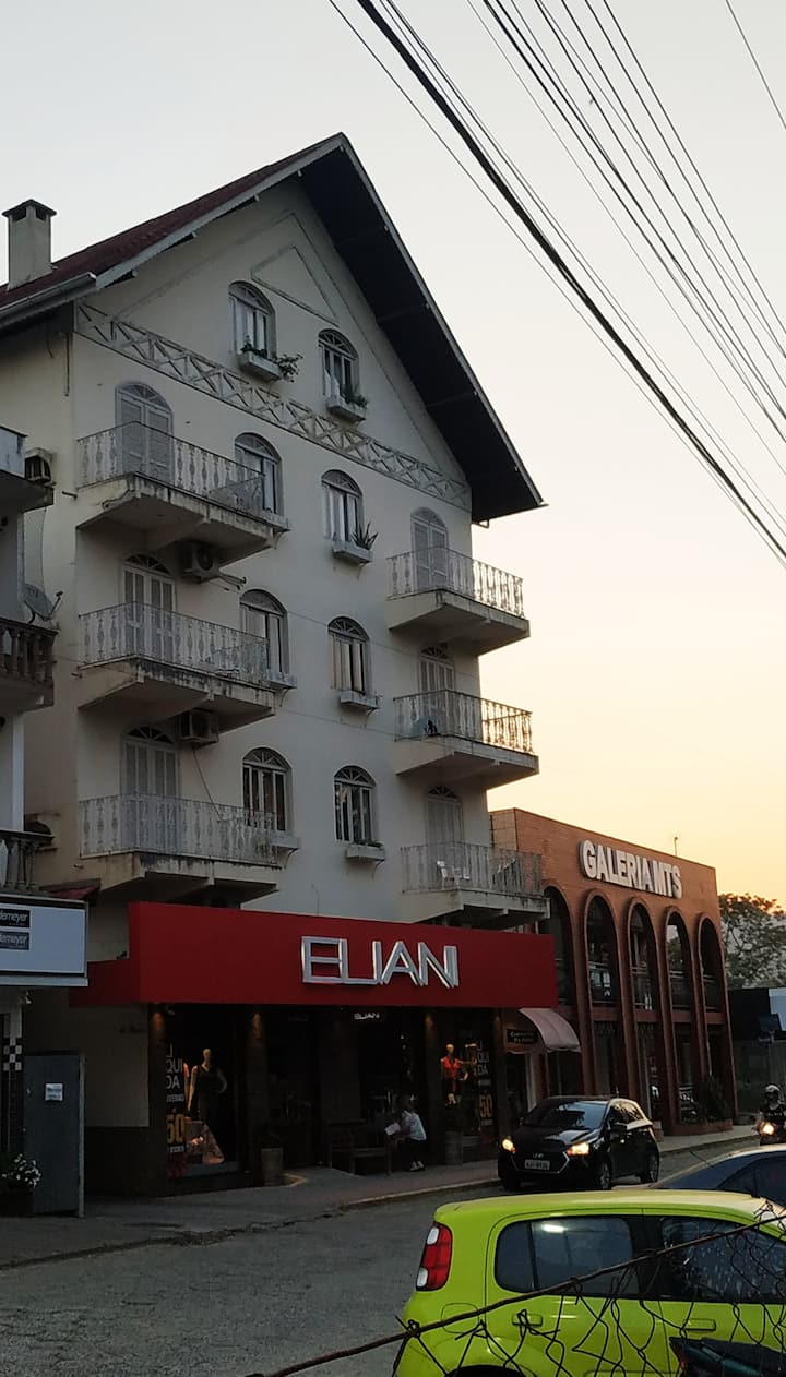 Apartamento no centro de Termas Do Gravatal