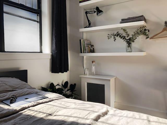 Camera da letto Bushwick con bagno privato