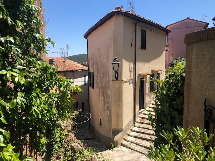 La casa di Sabry a Rio Elba